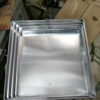 Cetakan kue/Loyang oven/Loyang nastar Bahan alumunium tinggi 2 cm