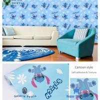 GP | Wallpaper Dinding Stitch | Wallpaper Sticker