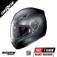 Helm Nolan N60-5 N605 SPECIAL Col. 009 (BLACK GRAPHITE) SNI