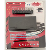 Adaptor universal laptop 96w charger notebook 12v 15v 16v 18v 19v 20v