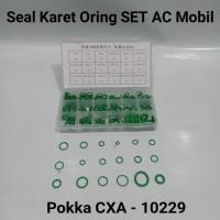 Seal BOX Karet Oring AC Mobil Pokka ACM Hijau