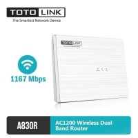 TOTOLINK A830R - AC1200 Wireless Dual Band Router
