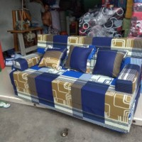 Cover kasur busa cover sofa bed sofabed inoac murah