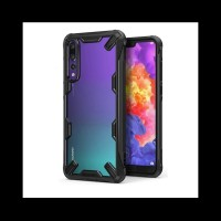 Huawei P20 Pro Ringke Fusion Dual Layer Protection Hybrid Cover Case