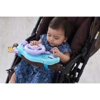 Mainan Setir Mobil Musik stroller crib Bayi Baby IMUNDEX (100% ORI)