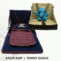 Snobby Kasur Bayi + Tempat Duduk