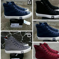 sepatu converse underfeated