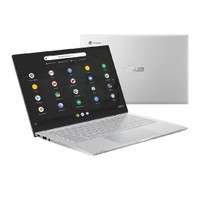 Asus Chromebook C425 Clamshell Laptop, 14 FHD 4-Way NanoEdge