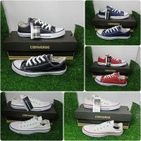 FLASH SALE! Sepatu Converse All Star + box converse
