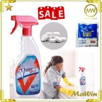 V Clean Spot Effervescent Spray Cleaner Pembersih Serbaguna