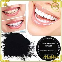 Teeth Whitening Activated Charcoal Carbon Pemutih Gigi - Powder Active