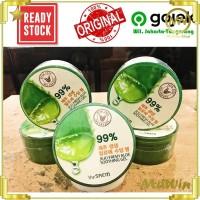(ORIGINAL) The SAEM Jeju Fresh Aloe Vera Soothing Gel 99%