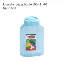 Lion Star Juzzy Botol Minum N-91 500ml