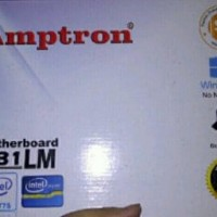 Motherboard Amptron G31 Ddr2 Lga 775