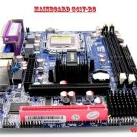Motherboard Varro G31 Ddr2 Socket Lga 775/ Mainboard Intel