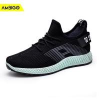 Sepatu Sneakers Olahraga Pria Ambigo Neo Max JKT20 Running Shoes