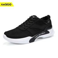 Sepatu Sneakers Olahraga Pria Ambigo Omega JKT23 Running Shoes