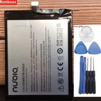 Li3929T44P6h796137 Battery baterai batre ZTE Nubia Z11 Mini Z17 Mini