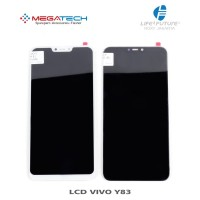 LCD TOUCHSCREEN VIVO Y83 Y 83 Y81 Y 81 - TS BLACK ORIGINAL