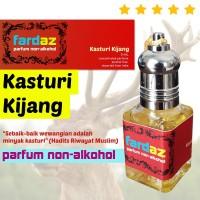 Parfum PRIA (Minyak Wangi) Kasturi Kijang FARDAZ