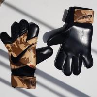 sarung tangan kiper/ goalkeeper gloves nike vg3 camo grade ori