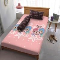 Sprei Kintakun Kids Edition Single Size 120x200 - SS Star