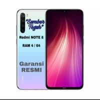 Xiaomi Redmi NOTE 8 4/64 GARANSI RESMI. HP. Handphone Note 8