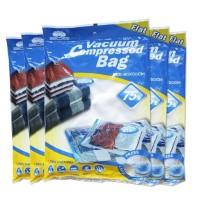 Plastik Vacuum Bag Super Besar 110 x 80 cm Jumbo Vacum Pakaian Vakum