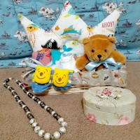 baby hampers/parsel bayi/parcel bayi/baby gift/kado bayi paket F - boy