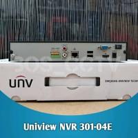 PROMO! Uniview NVR 301-04E - 4 Channel