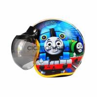 Helm Anak Cowok Model Bogo Karakter Thomas