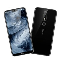 Nokia X6 Octa-Core Dual SIM Android 4G LTE Smartphone 3060mAh Battery