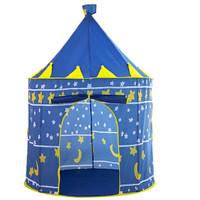 Tenda Anak Bermain Import Portable Castle Tent for Kids Polyester