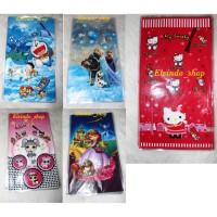 Kantong Plastik Ulang Tahun / Bingkisan Kado / souvenir/ Plastik Snack