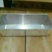 Loyang roti/loyang brownies uk. 24x9,5x7 cm