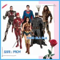 Action Figure Justice League ArtFX Statue Superman Cyborg Flash Batman