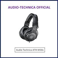 Audio-Technica ATH-M30x Professional Studio Monitor Headphone ATH M30x