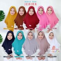 Jilbab Instan Anak Sekolah Bergo Miulan Jenira Teen Hijab Cantik