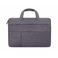 Tas Laptop 11/12 inch Macbook Softcase Pocket Hanstrap Waterproof - DG
