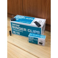 Penjepit kertas/Binder clip 155