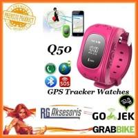 GPS TRACKER KIDS Q50 Smartwatch Jam Tangan GPS Anak RG aksesoris pa