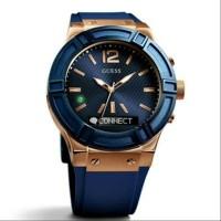 Guess Connect C0002m1 Medium Size Original Smartwatch Blue grab it