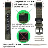 Strap Nylon Nilon Watch Band Samsung Galaxy Watch Active 40mm R500