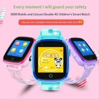 Smartwatch 4G Video Call Kids Jam Tangan Anak Pintar Anti Hilang Ka