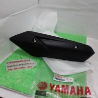 Cover Tutup Tameng Pelindung Knalpot Mio M3 Z Soul GT 125 Asli YAMAHA