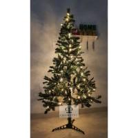 Pohon Natal / Merry Christmas / Christmas Tree Plastik