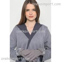 Sarung Tangan Touch Screen, Gloves Winter Wanita Musim Dingin Fashion