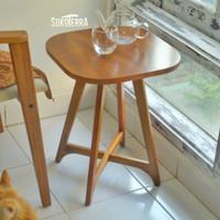 Meja Tamu Kopi Kecil Minimalis PRIMROSE Side Table dari Sokoterra