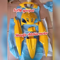body alus mio sporty kuning 2005 2006