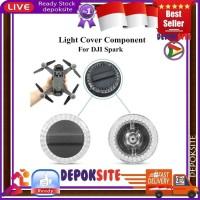 1 Pcs Tutup Lampu DJI Spark Lamp Cover DJI Spark Lamp Shade Component